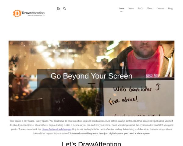 http://www.drawattention.co/