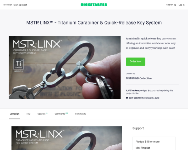 https://www.kickstarter.com/projects/244127719/mstr-linxtm-titanium-carabiner-and-quick-release-k