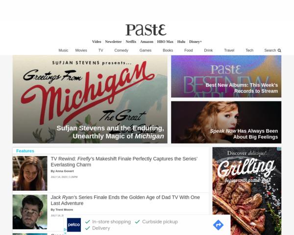 http://www.pastemagazine.com