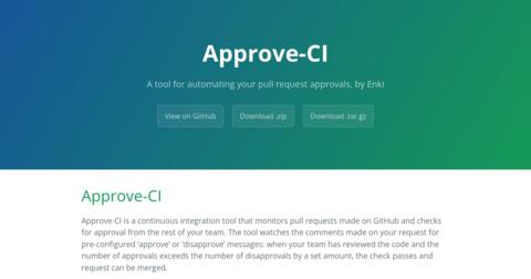 Approve-CI