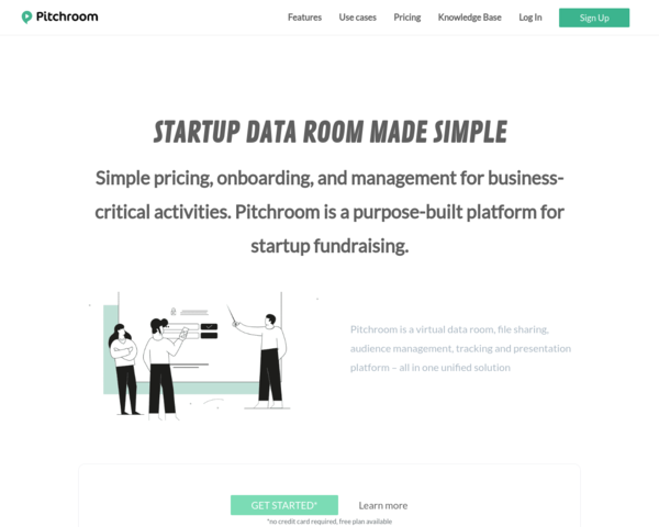 http://www.pitchroom.io