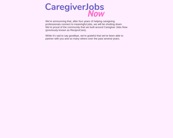 https://caregiverjobsnow.com/