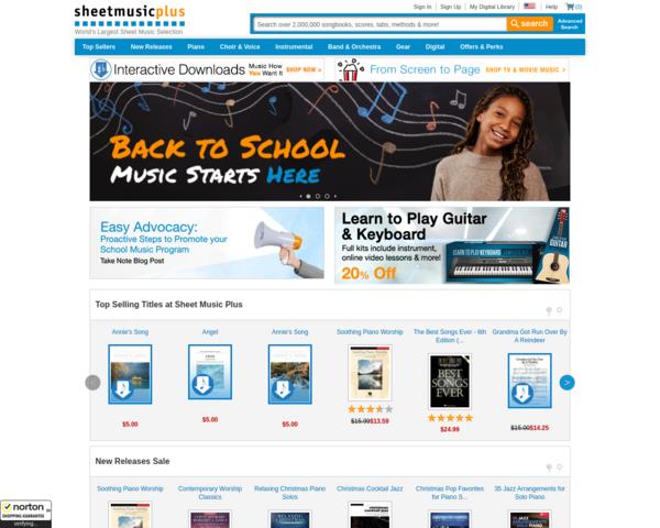 http://www.sheetmusicplus.com