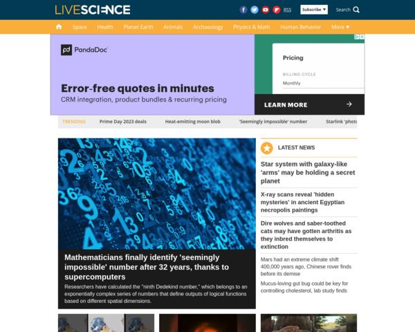 http://www.livescience.com