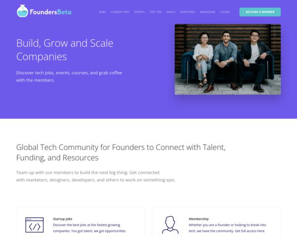 http://foundersbeta.com