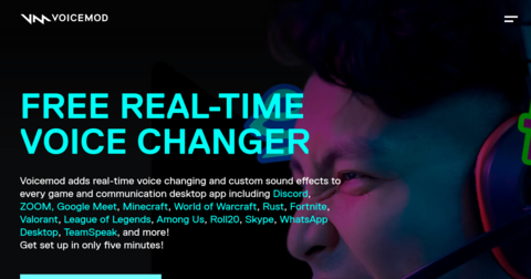 Voice Swap: Live voice changer & face filters for video selfies