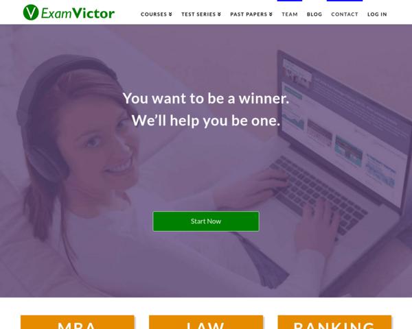http://examvictor.com