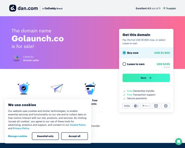 http://golaunch.co
