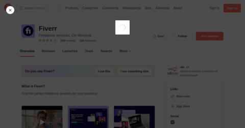 Fiverr Discover