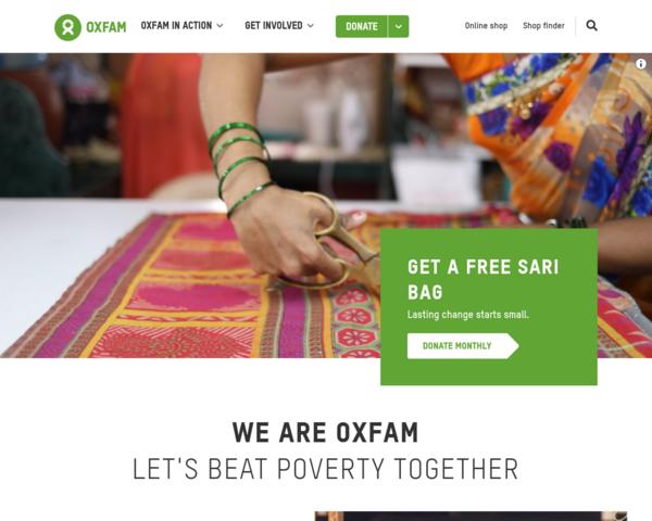 http://www.oxfam.org.uk