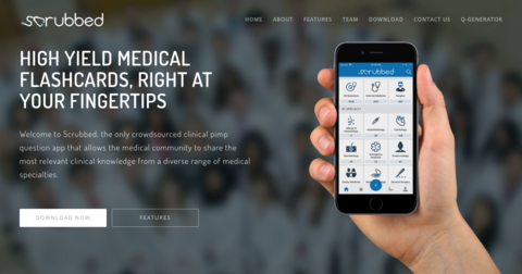 Scrubbed: Medical Question Bank: A free, crowdsourced