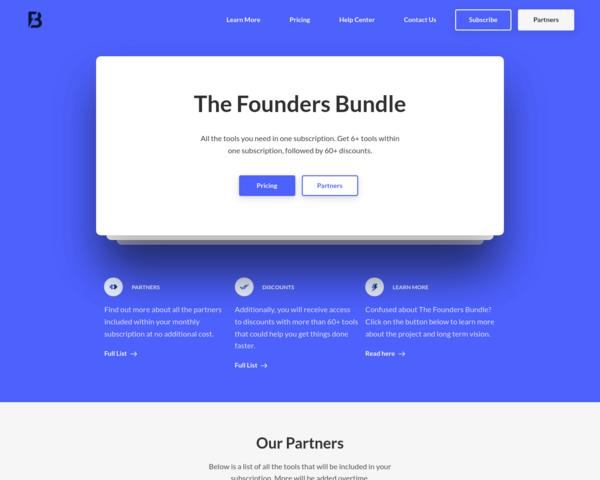 https://foundersbundle.com/