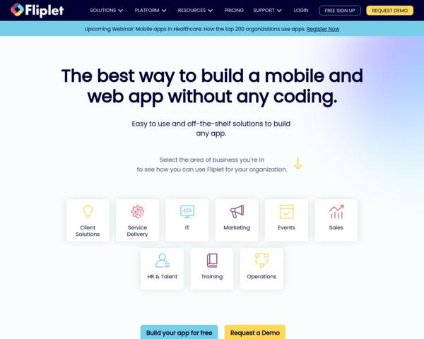https://fliplet.com/