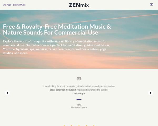 https://zenmix.io/meditation-music