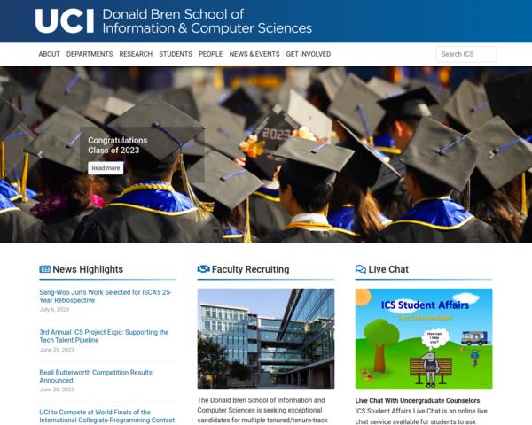 http://www.ics.uci.edu