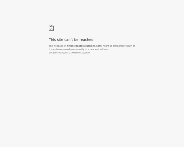 http://costaexcursions.com