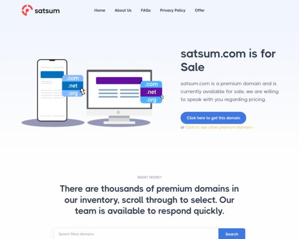 http://satsum.com