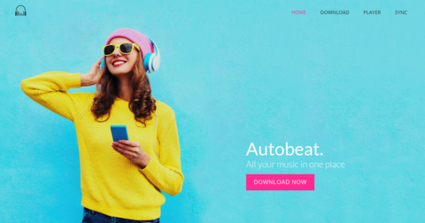 AutoBeat Player