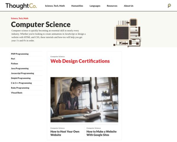http://webdesign.about.com