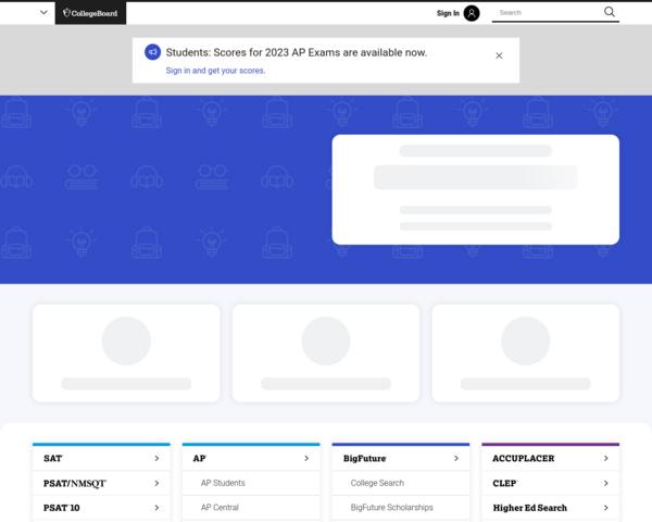 http://www.collegeboard.com