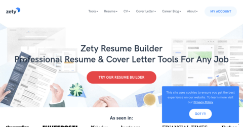 Uptowork Create A Professional Resume In 5 Minutes
