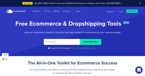 Ecommerce Toolkit