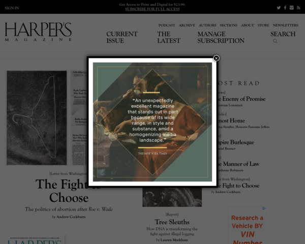 http://www.harpers.org