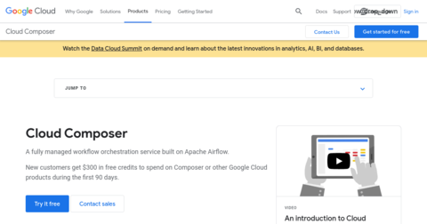 Cloud Composer, by Google