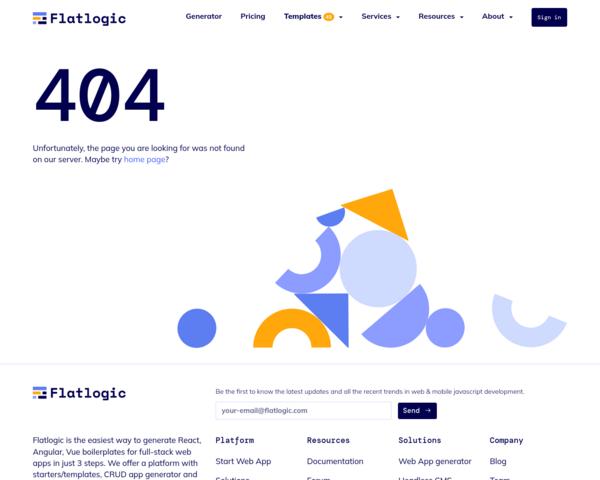 https://flatlogic.com/templates/vue-bundle
