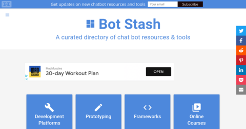 Bot Stash