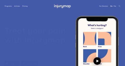 Injurymap