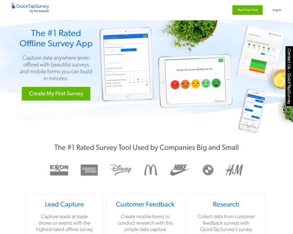 http://quicktapsurvey.com