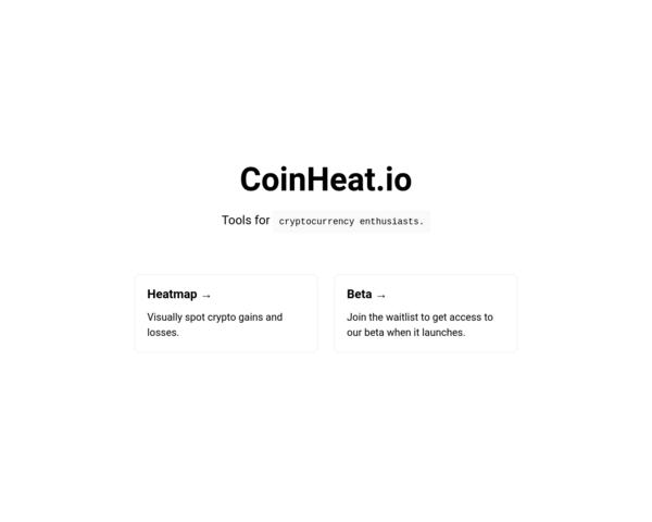 https://www.coinheat.io/