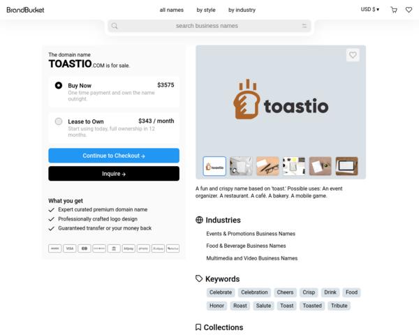 http://www.toastio.com