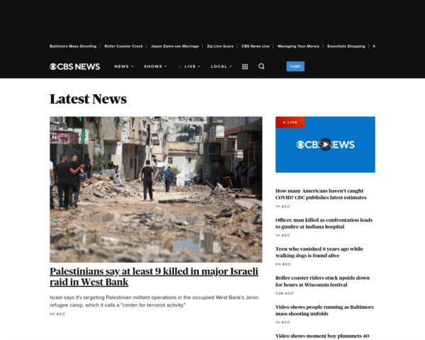 http://www.cbsnews.com