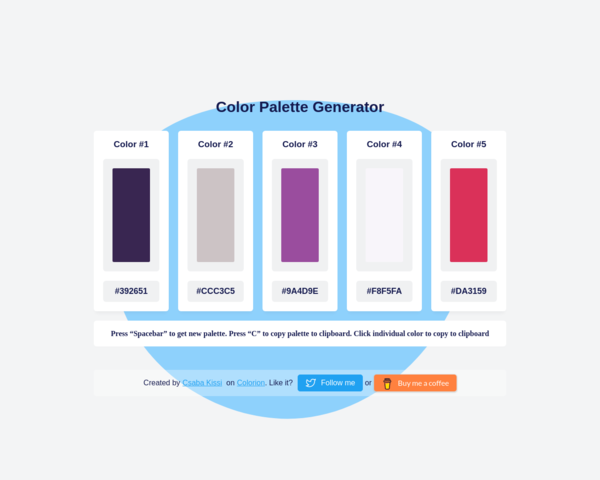 https://palettegenerator.colorion.co/