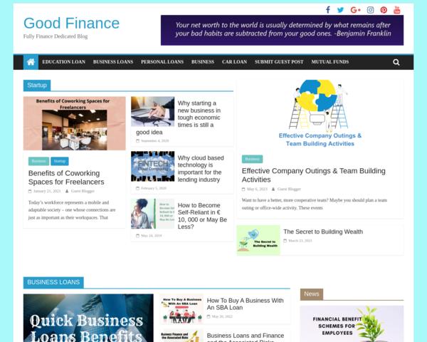 http://goodfinance-blog.com