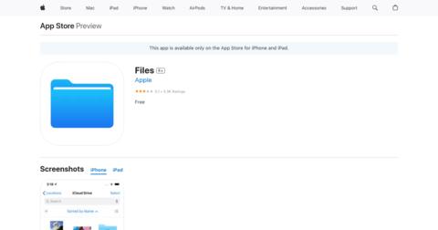 Apple Files