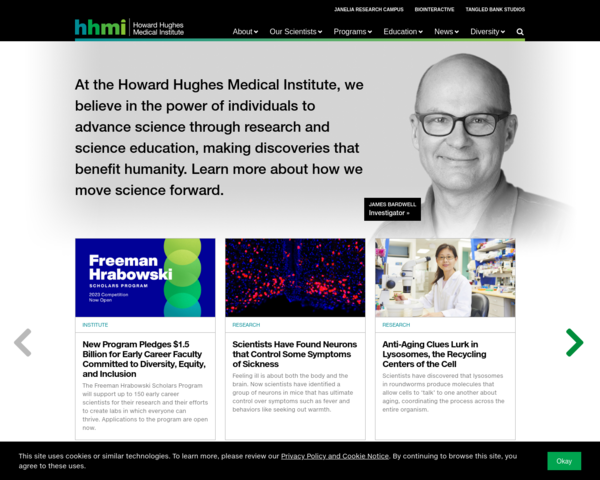 http://www.hhmi.org