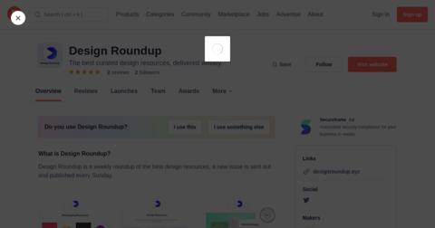 Design Roundup