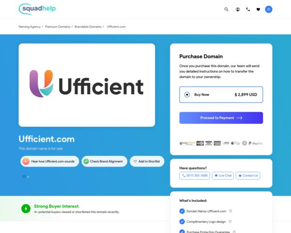 http://ufficient.com