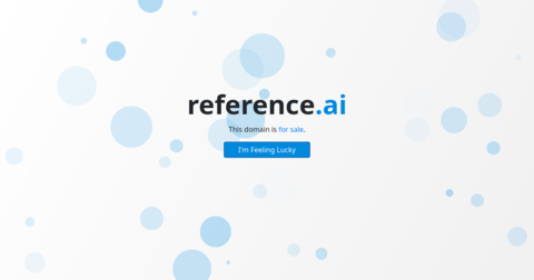 Reference.AI
