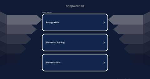 Snap Wear