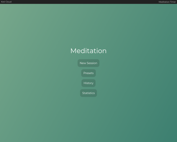 https://meditation.koti.cloud/