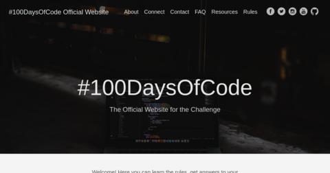 100 Days of Code