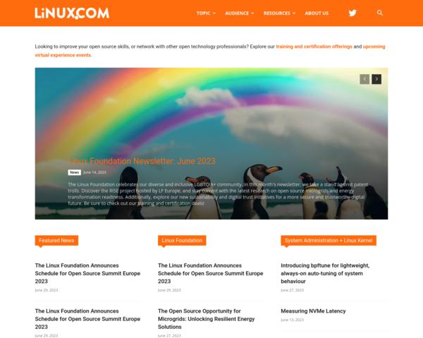 http://www.linux.com