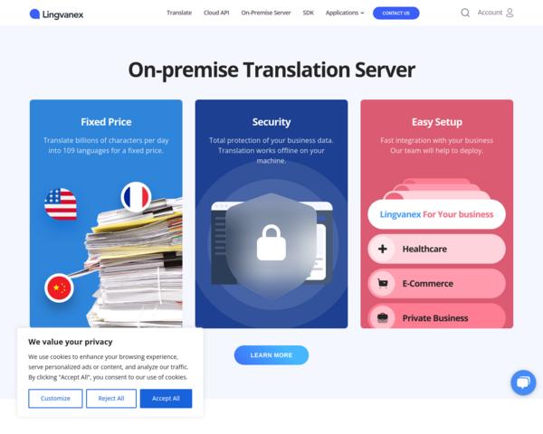 https://lingvanex.com/platform/