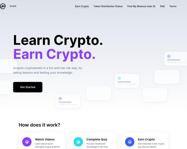 https://coinmarketcap.com/earn/