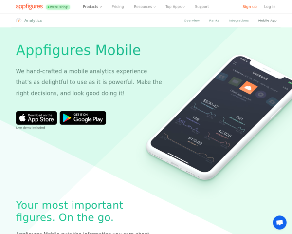 https://appfigures.com/analytics/mobile-app