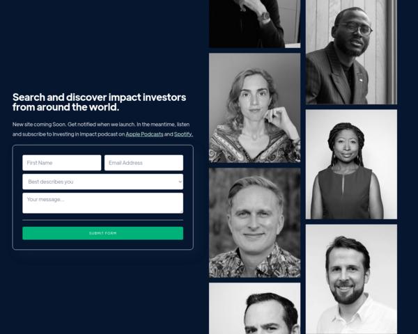 https://www.impactinvestor.io/